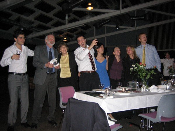 2006 NIBS Case Competition winers