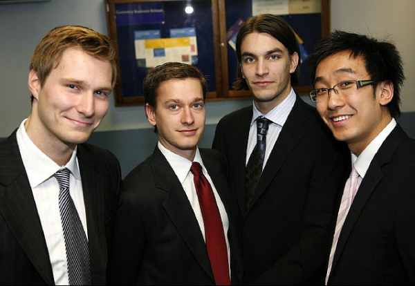 NIBS 2008 Winners - Helsinki School of Economics