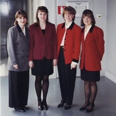 NIBS 1996 Champions - Memorial University