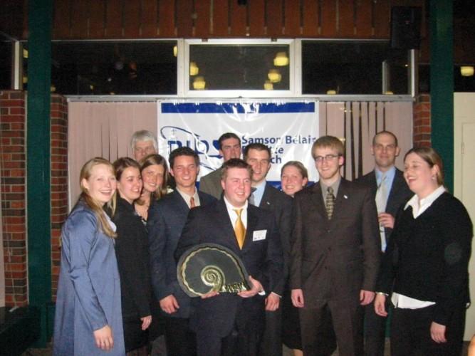 NIBS 2003 Gala