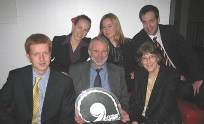 NIBS 2006 Winner (Bishop's)