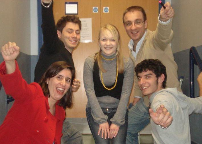 NIBS 2008 Team