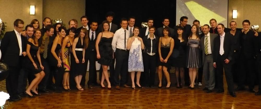 NIBS 2009 Group