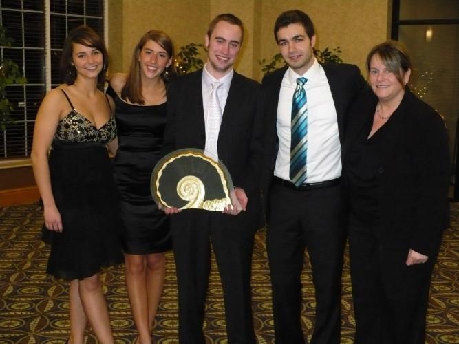 NIBS 2009 Winners - MUN