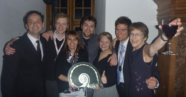 NIBS 2010 Champions - Bishop's