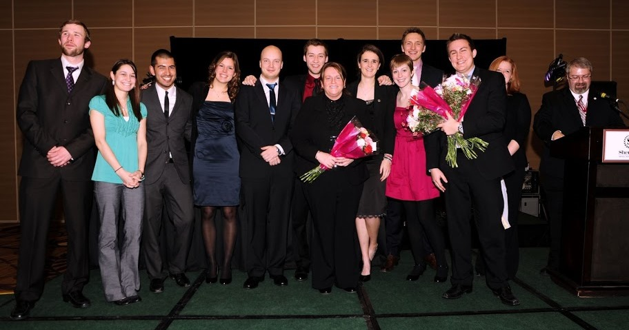 NIBS 2011 - Award Winners