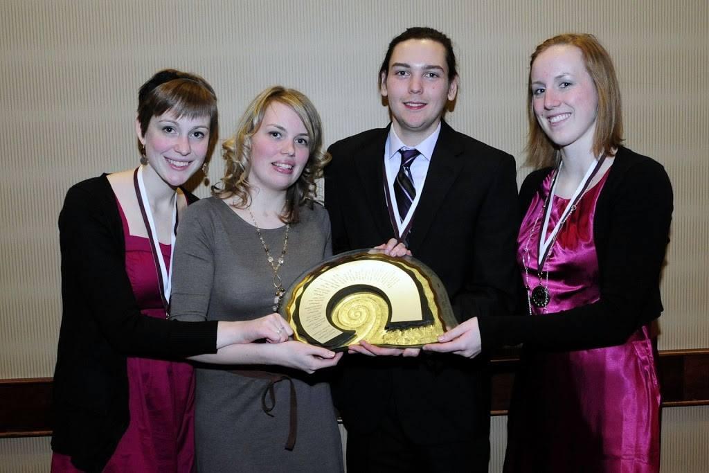 NIBS 2011 Winners - MUN