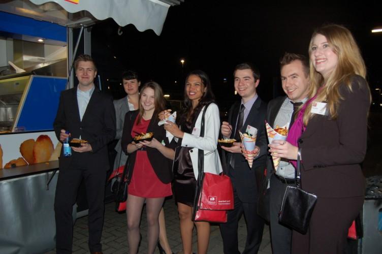 Dutch Frites at NIBS 2012