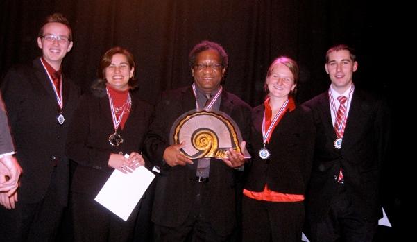 NIBS 2012 Winners SEMO